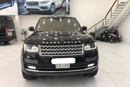 Land Rover Range Rover Autobiography LWB 5.0 2014